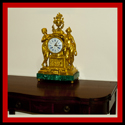 collectible antique mantle clock